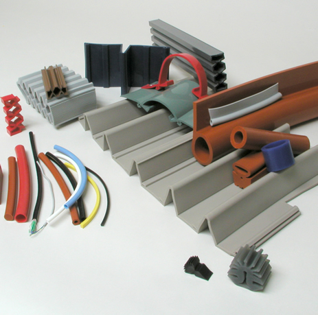 Silicone Extrusion Products